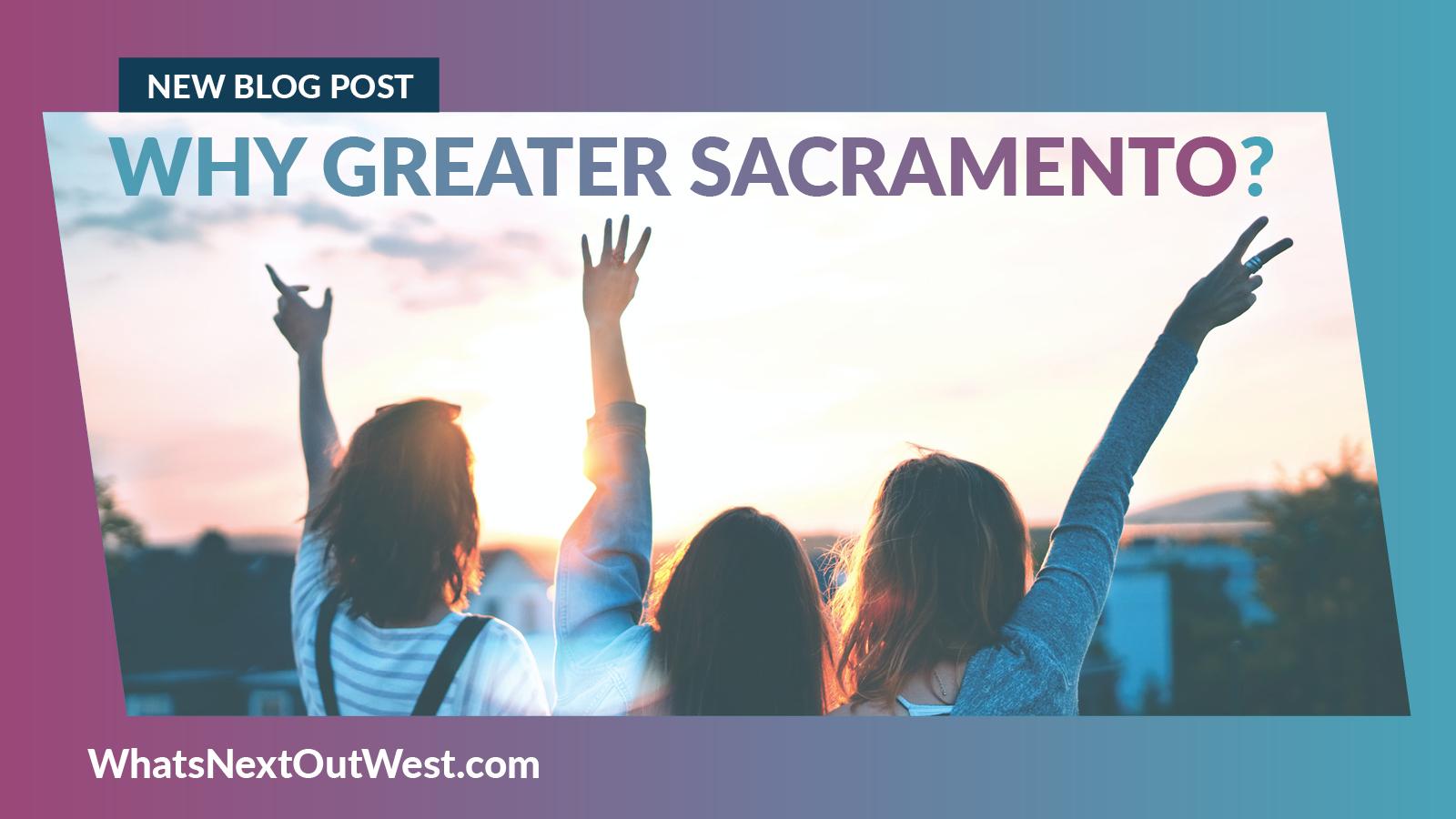 moving to Sacramento