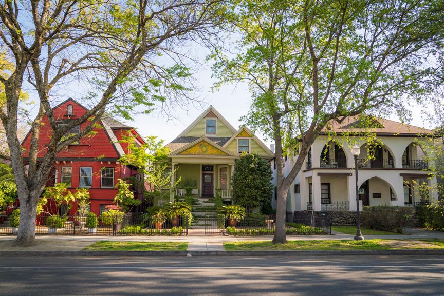 Top neighborhoods in Sacramento